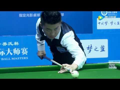 Ko Ar Ti (MYANMAR) - Break and Runouts - World Chinese 8 Ball Masters Tour Lianyungang