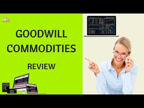 Goodwill Commodities Review - Pricing, Trading Platforms, Exposure