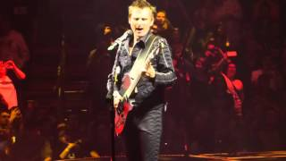 """Supermassive Black Hole W/Voodoo Child Intro"" Muse@Wells Fargo Center Philadelphia 1/31/16"