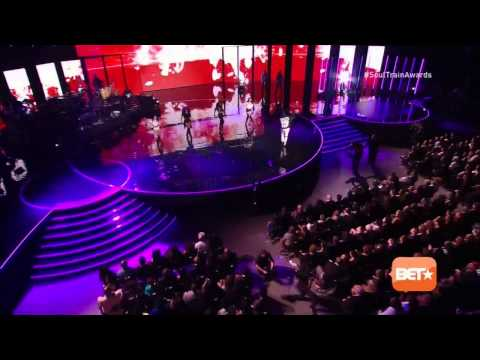 Chris Brown - Medley (Soul Train Music Awards 2014)