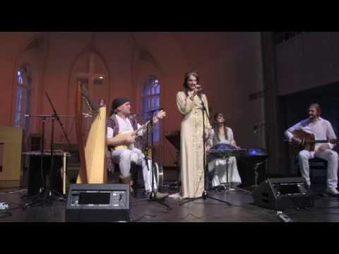 Сати Казанова и Alizbar & Ann'Sannat. Кабардинская народная песня на мелодию