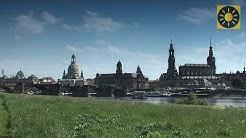 """DRESDEN - Sachsen """"Stadterlebnis City Dresden"""" Teil 1 DEUTSCHLAND - Saxony"""