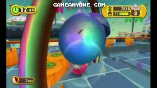 Super Monkey Ball Step & Roll - Polar Festival (World 5)