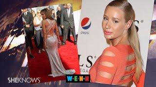 Jennifer Lopez and Iggy Azalea Release 'Booty' Video - The Buzz