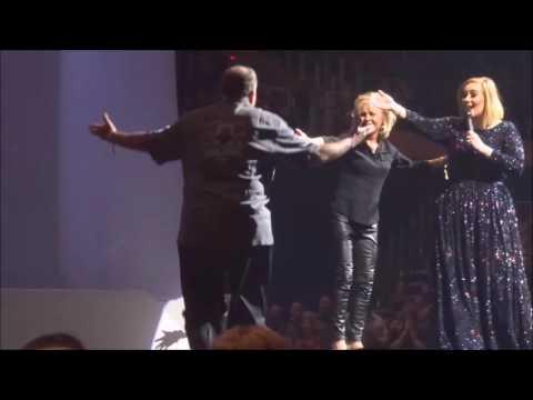 Adele - Talking Stick Resort Arena - Phoenix, 21 November 2016