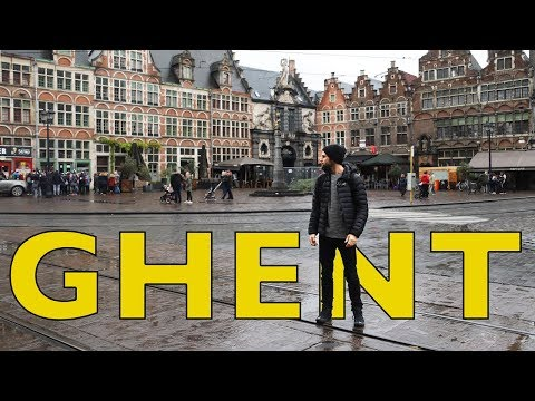 What to do in GHENT | Belgium Day Trip