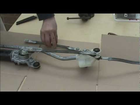 Wiper Linkage Repair Clip Tips and Help on Fitting  YouTube