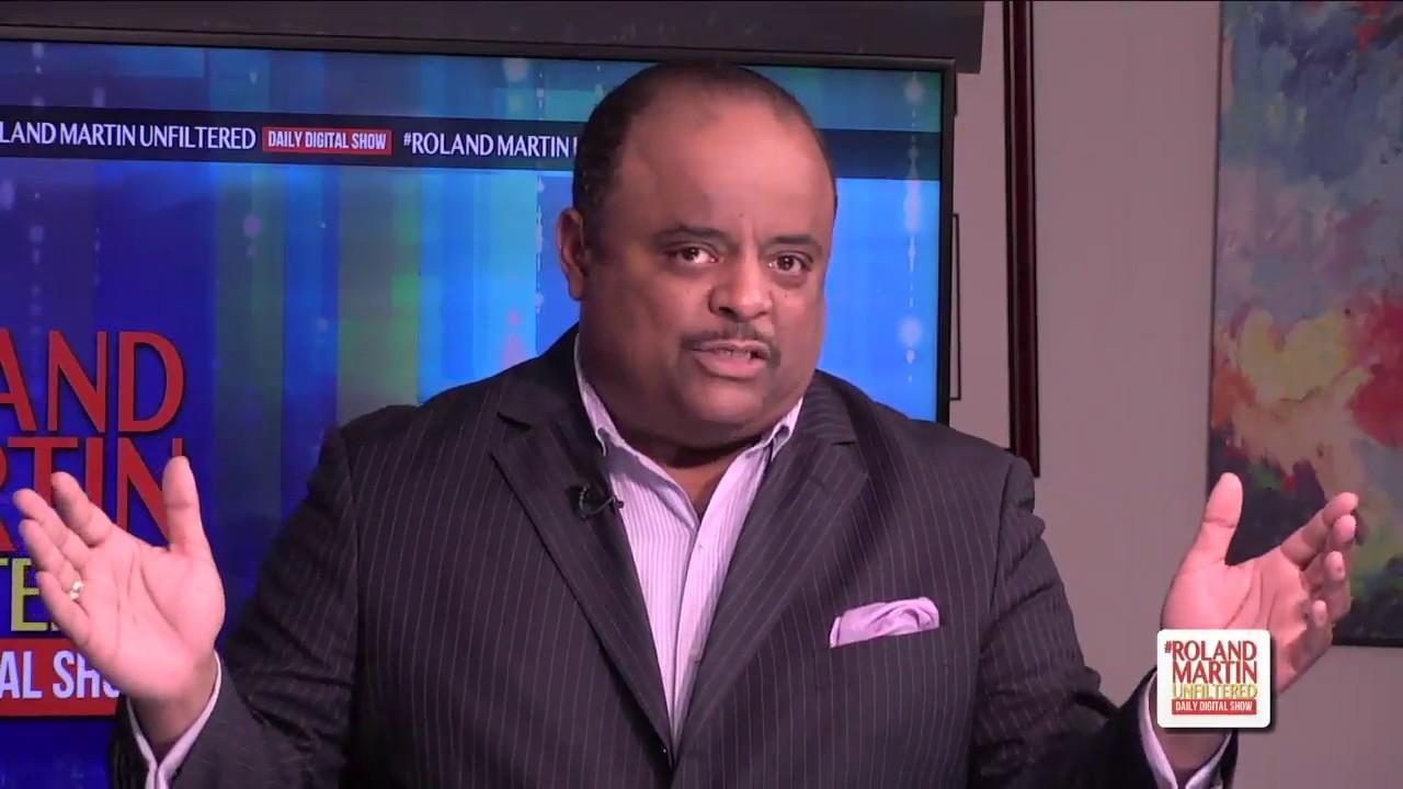 Roland Martin Blasts Fox Sports' Jason Whitlock For Tweet About Nike, Kaepernick Deal
