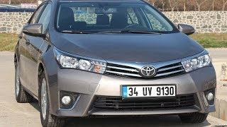 Test - Toyota Corolla 1.4 D4d