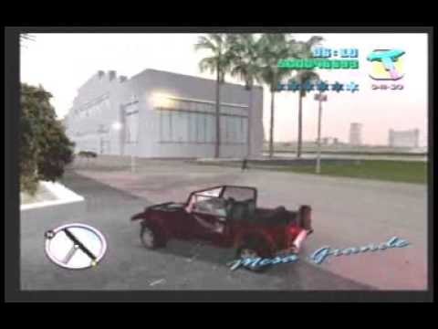 "GTA: Vice City: Mission #44 - ""Gun Runner"""