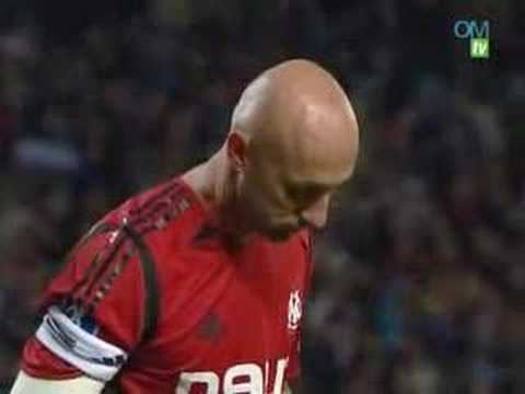 Amazing goal by Ribery (Marseille vs Nantes)