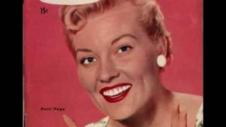 Patti Page  -  Two Thousand,Two Hundred,Twenty Three Miles