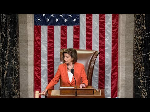Watch live: House passes resolution formalizing Trump impeachment inquiry