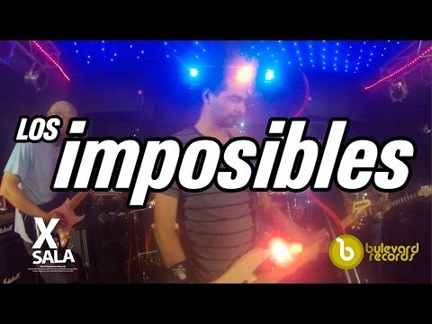 Live Session. Los Imposibles – Patético @ Bulevard Records M