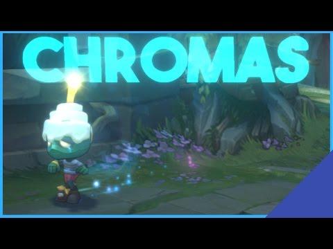 Chromas · Amumu Top