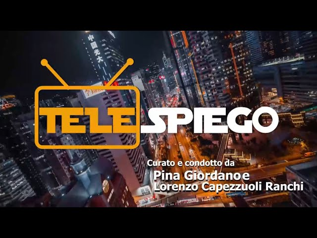 TELE SPIEGO - Revenge porn e black friday