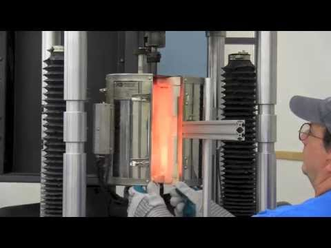 Elevated Temperature Tensile Testing (High Temperature Test)