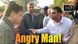 Getting Physical! Mansur Vs Angry Christian | Old is Gold | Speakers Corner | Hyde Park