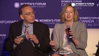 #WFCANADA - Closing the gap: How an inclusive economy is a more secure one