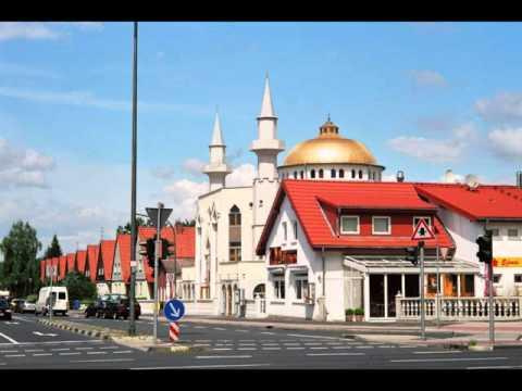 Cities of Germany, Göttingen , buildings, park ,leisure, tourism, history, women