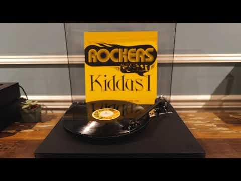 Kiddus I - Crying Wolf (Vinyl Tonic)
