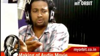 mY ORBIT : Making of Va.Pu. Kale Audio Movie in the Studio