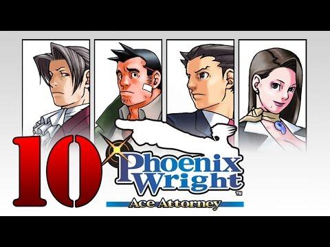 Phoenix Wright: Ace Attorney #10 - Episodio 3: El caso del Samurai (Parte 3)