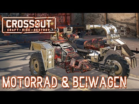 CROSSOUT CHALLENGE • DER SIEGER & NEUE CHALLENGE! • Crossout Gameplay German • Deutsch