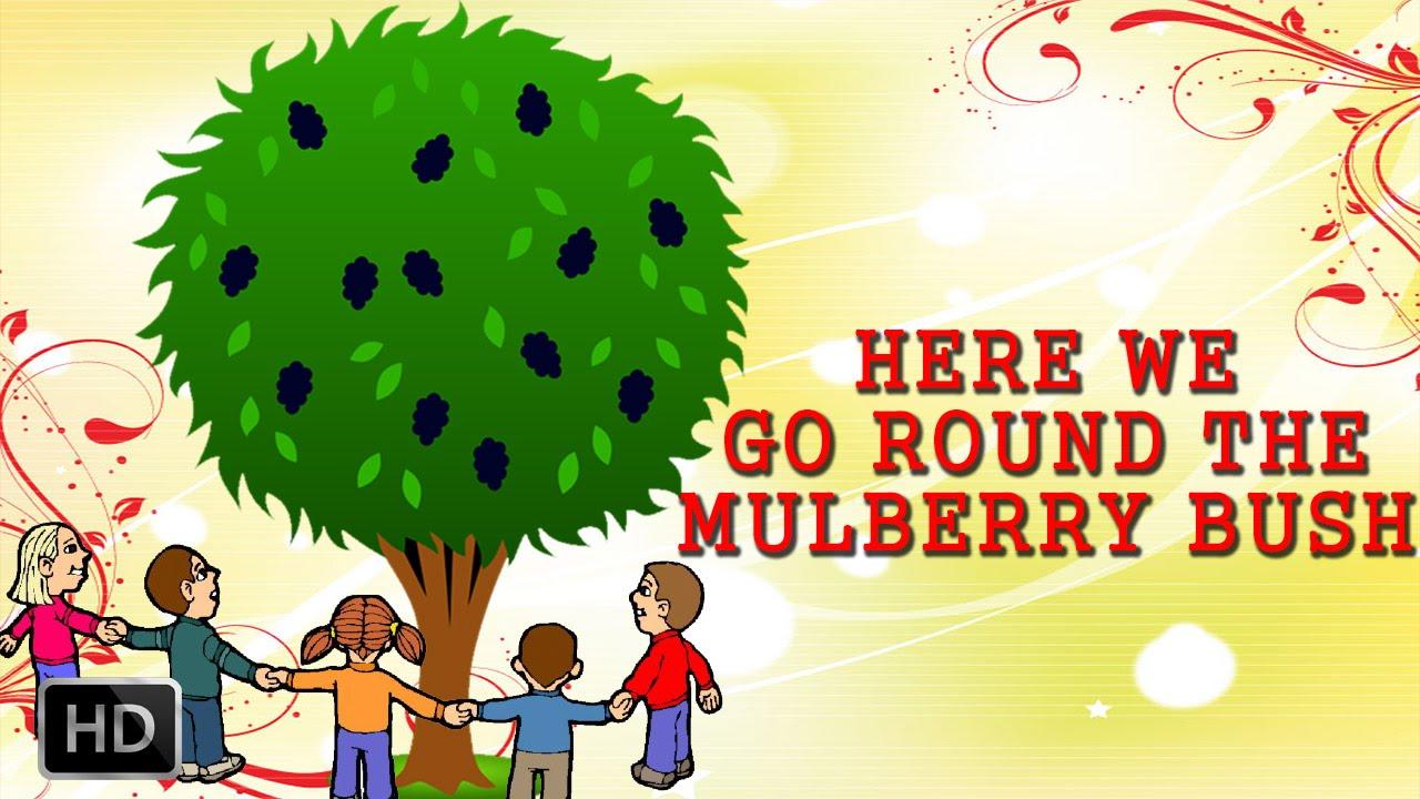 Bush nursery rhymes baby songs popular rhymes for kids youtube