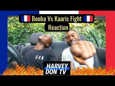 Kaaris Vs Booba Fight Reaction HarveyDon TV @raymanbeats