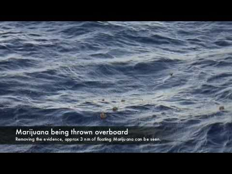 Drug & Human Smuggling rescue off Cuba