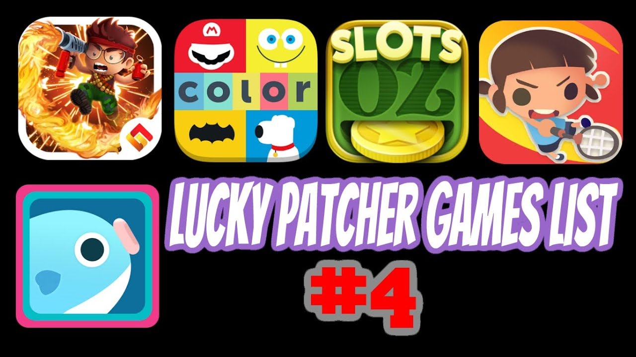 List Of Games That Work With Lucky Patcher 2017 | Gameswalls org