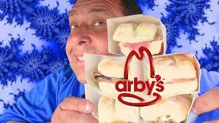 Arby's® Sliders Review!