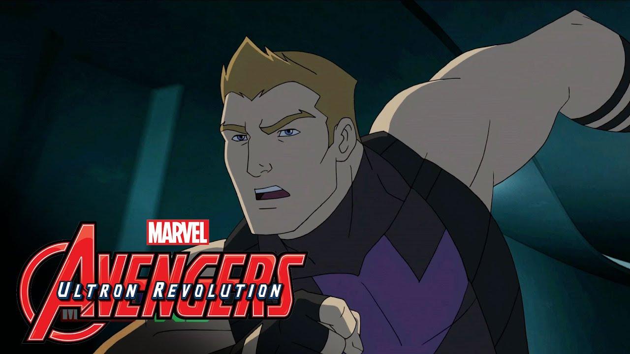 Download Marvel's Avengers: Ultron Revolution Season 3, Ep. 4 - Clip 1