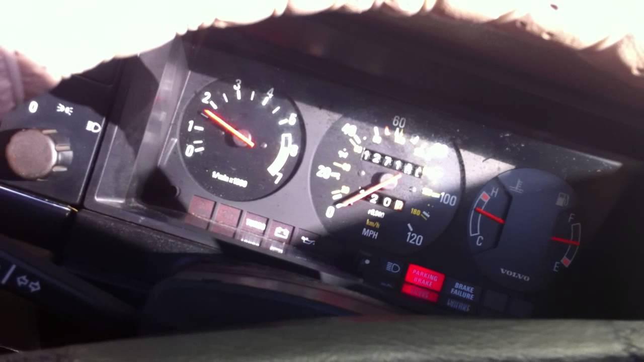 Volvo 244 GLT (Turbo) 1984 - YouTube
