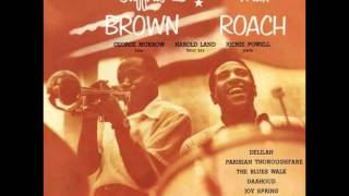 Clifford Brown & Max Roach - Joy Spring