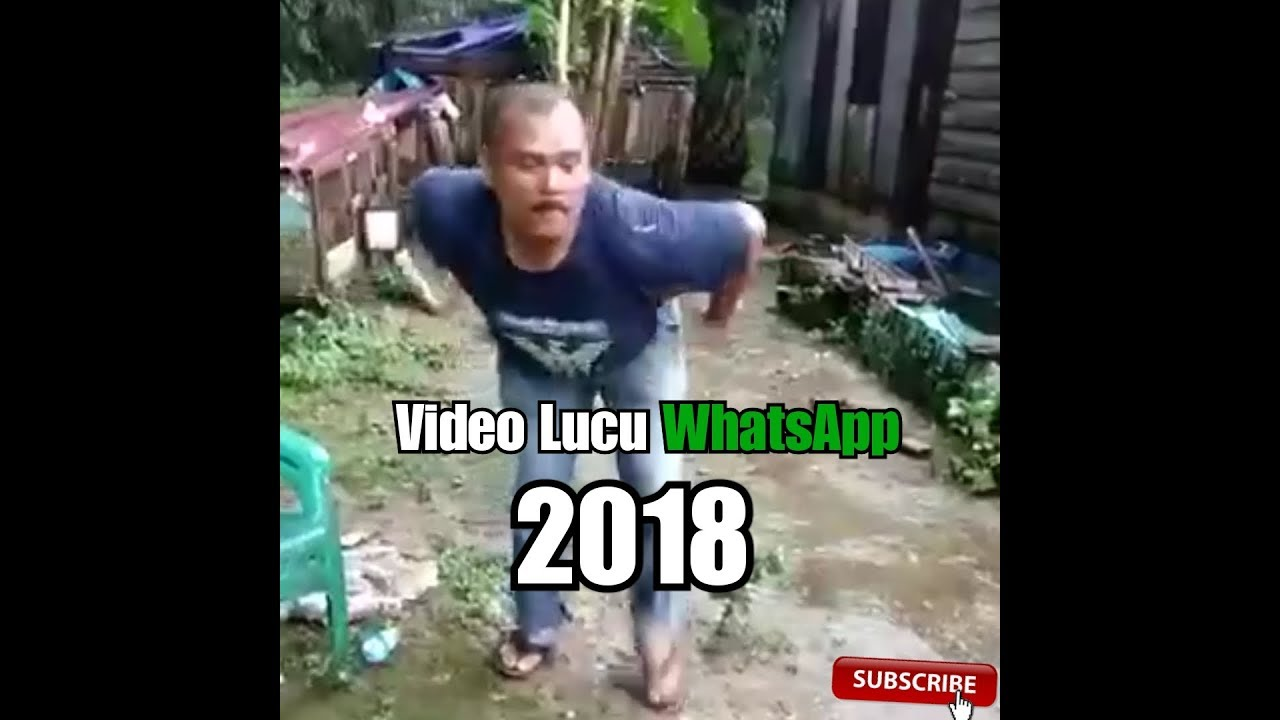 Kumpulan Video Lucu Group WhatsApp 2018 1