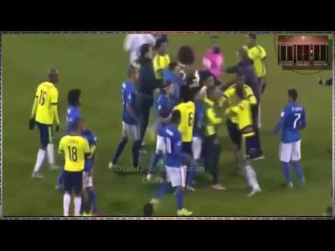 Kumpulan Insiden Perkelahian Sporter Sepak Bola, Tawuran Penonton Sepak Bola, Ricuh Sepak