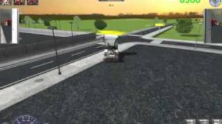 Heavyweight Transport gameplay