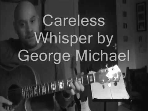 careless whisper beginner's guitar-chords tutorial