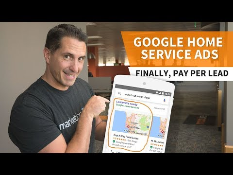 Google Home Service Ads - Finally, Pay Per Lead!