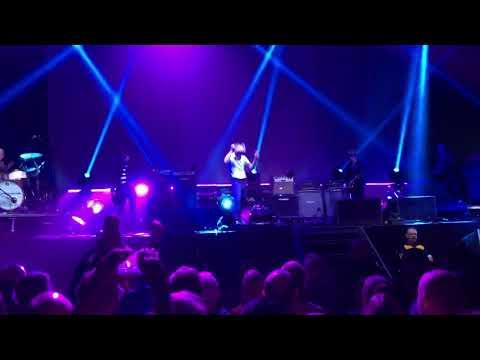 The Charlatans- Plastic Machinery; MANCHESTER Arena 08/12/18