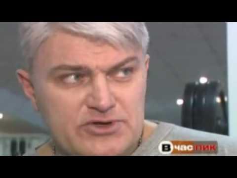 Умер Владимир Турчинский посл.видео 15 декабря 2009