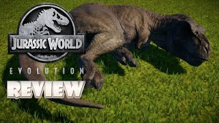 Jurassic World Evolution: Complete Edition (Switch) Review (Video Game Video Review)