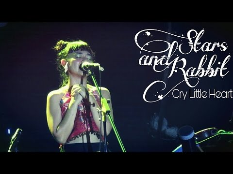 Stars and Rabbit - Cry Little Heart Live Soundsation X Barasuara, Jakarta 28.04.2017