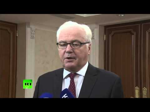 Виталий Чуркин: Необходимо