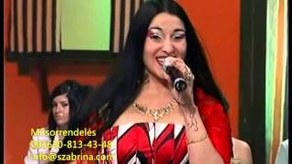 SZABRINA (Sabrina) *Hajam szála(Muzsika tv,Dáridó)/Hungary gypsy music/