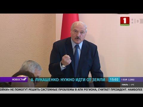 Лукашенко в Витебской области: найдите не любовников, а хороших специалистов