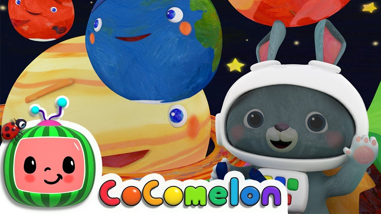 Planet Song | CoComelon Nursery Rhymes & Kids Songs