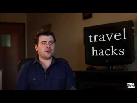 Nick's travel hacks